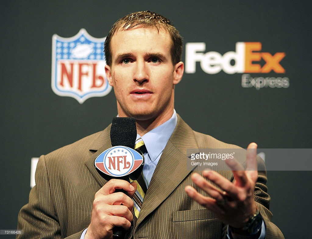 Exposed: the Secret Life of Drew Brees | Sports Page 1 Elite